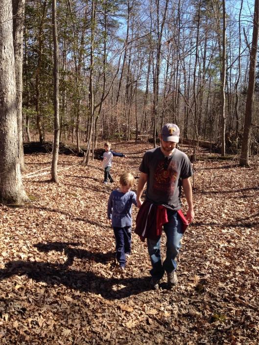 battlefield hike